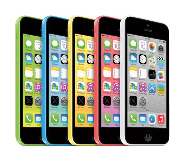 Appleの新型iPhone5cがどうやらあまり売れていない件